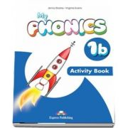 Curs de limba engleza - My Phonics 1B Activity Book