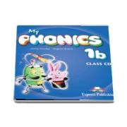Curs de limba engleza - My Phonics 1B Class Audio CD