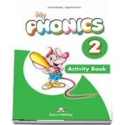 Curs de limba engleza - My Phonics 2 Activity Book