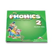 Curs de limba engleza - My Phonics 2 Class Audio CD (set 2 CD uri)