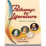 Curs de limba engleza - Pathways to Literature Class Audio CD (set 4 CD uri)