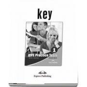 Curs de limba engleza - Practice Tests for CPE 1 Cambridge English: Proficiency Answer Key