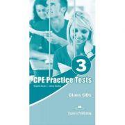 Curs de limba engleza - Practice Tests for CPE 3 Cambridge English: Proficiency Class Audio CDs (set 6 CD uri)