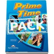 Curs de limba engleza - Prime Time 1 Students Book (with ieBook)