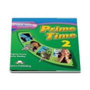 Curs de limba engleza - Prime Time 2 Interactive Whiteboard Software