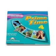 Curs de limba engleza - Prime Time 4 Interactive Whiteboard Software