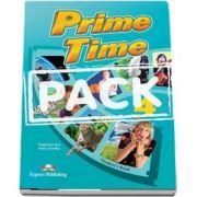 Curs de limba engleza - Prime Time 4 Students Book with ieBook