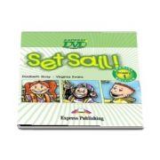 Curs de limba engleza - Set Sail 1 DVD