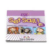 Curs de limba engleza - Set Sail 2 DVD