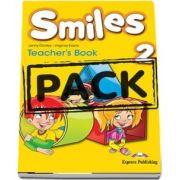 Curs de limba engleza - Smiles 2 Teachers Book Pack