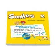 Curs de limba engleza - Smiles 2 Teachers Multimedia Resource Pack