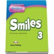 Curs de limba engleza - Smiles 3 Interactive Whiteboard Software