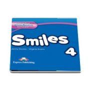 Curs de limba engleza - Smiles 4 Interactive Whiteboard Software