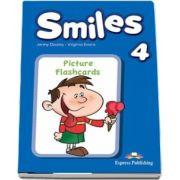 Curs de limba engleza - Smiles 4 Picture Flashcards