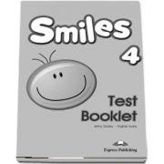 Curs de limba engleza - Smiles 4 Test Booklet