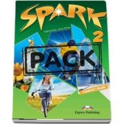 Curs de limba engleza - Spark 2 Students Book with ieBook
