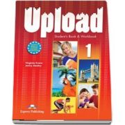 Curs de limba engleza - Upload 1 Students Book and Workbook
