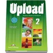 Curs de limba engleza - Upload 2 Students Book and Workbook