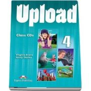Curs de limba engleza - Upload 4 Class Audio CD (set 3 CD uri)