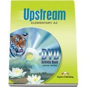Curs de limba engleza - Upstream A2 DVD Activity Book