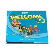 Curs de limba engleza - Welcome 1 DVD