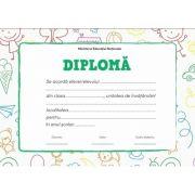 Diploma - Format A4 (model imagine desene)