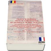 Luchian Deaconu, Franta si Romania unite in comunitatea de sacrificiu in anii 1916-1918. Doua volume