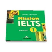 Mission IELTS 1 Academic Audio CD (set 2 CD uri)