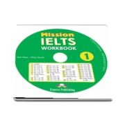 Mission IELTS 1 Academic Workbook Audio CD