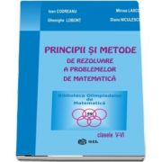 Principii si metode de rezolvare a problemelor de matematica, clasele V-VI