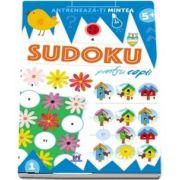 Sudoku pentru copii - Varsta recomandata 5 ani +
