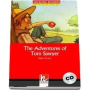 The Adventures of Tom Sawyer. Book and Audio CD Pack, Level 3