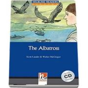 The Albatross. Book and Audio CD Pack, Level 5