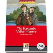 The Boscombe Valley Mystery Red Classic Book and CD