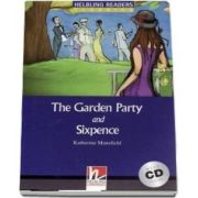 The Garden Party with Audio CD. Level 5