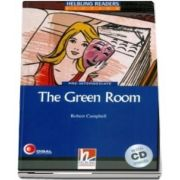 The Green Room - Book and Audio CD Pack - Level 4