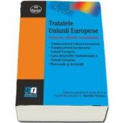 Tratatele Uniunii Europene. Editie actualizata la 6 aprilie 2015