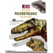 Atlas paleontologic scolar