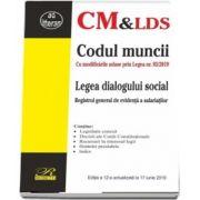 Codul muncii. Legea dialogului social