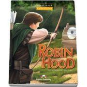 Curs de limba engleza - Robin Hood DVD
