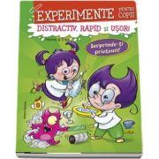 Experimente pentru copii - distractiv, rapid si usor, vol. 2 - verde
