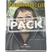 Frankenstein Book with Activity Book and Audio CD