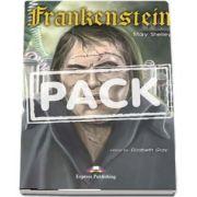 Frankenstein Book with Audio CD