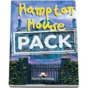 Hampton House Book with Activity Book and Audio CD