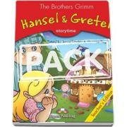Hansel and Gretel Teachers Book with Multi Rom