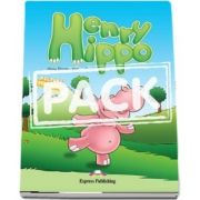 Henry Hippo Story Book with Audio CD