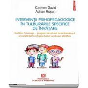 Interventii psihopedagogice in tulburarile specifice de invatare - Ilustratii de Marina Emilia Burcus si Iulia Maria Ignat