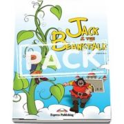 Jack and the Beanstalk Story Book with Multi Rom