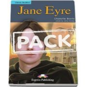 Jane Eyre Book with Audio CD
