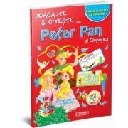 Joaca-te si citeste cu - Peter Pan si Clopotica